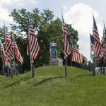 veterans home_flags