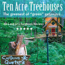 Ten Acre Treehouses