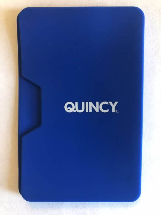 Quincy IL Phone Wallet